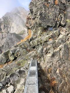 Bridges, chains, & ladders on the route up